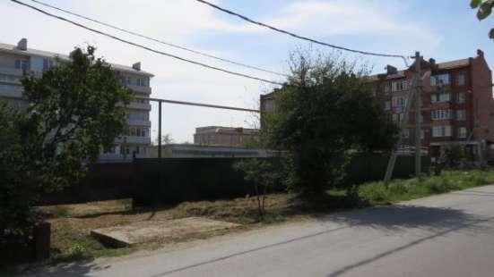 г. Славянск на Кубани продаётся земельный участок в центре.