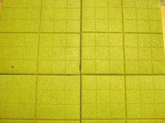 Резиновая травмобезопасная плитка в Туле Фото 1