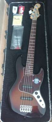 Fender american standard jazz bass 2011 RW 3-color