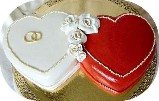 Свадебные торты в г. Пушкино Фото 3