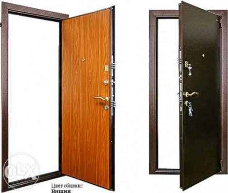 Предлагаем входные и межкомнатные двери