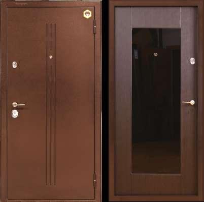 Металлические двери (стандарт и не стандарт)