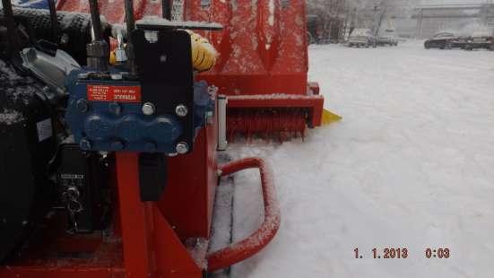 Фреза «Snowmatic i3» (шириной 1,7 метра)