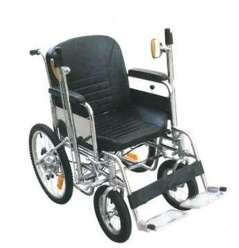 Кресло-коляска с ручным рычажным приводом