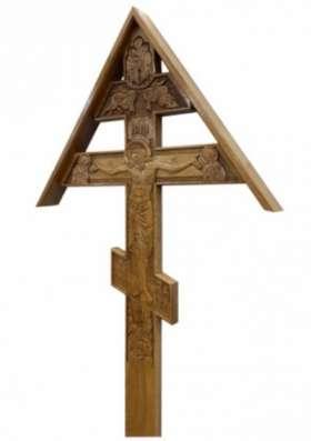 Крест на могилу в Нижнем Новгороде Фото 2