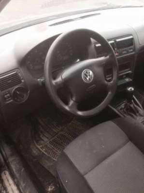 автомобиль Volkswagen Golf, цена 16 руб.,в Санкт-Петербурге Фото 3