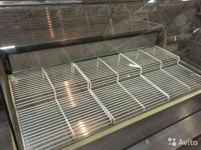 торговое оборудование Витрина из нержавейки в Екатеринбурге Фото 1