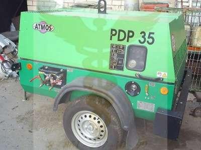 Дизельный компрессор Atmos в Краснодаре Фото 1
