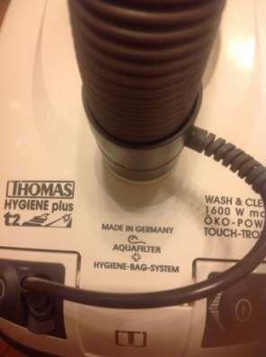 пылесос Thomas Hygiene plus t2 в Санкт-Петербурге Фото 3