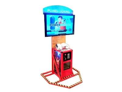 Бокс развлекательный автомат  АлтайИгроСервис