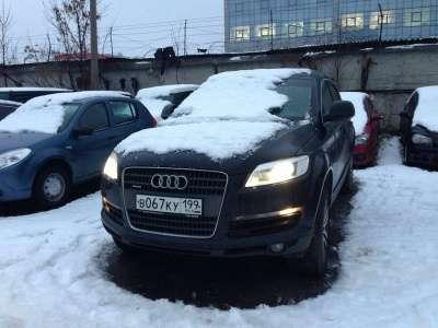 внедорожник Audi Q7, цена 840 000 руб.,в Москве Фото 2