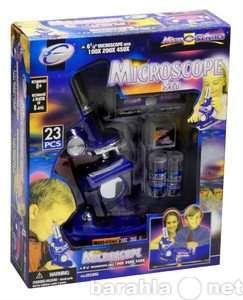 микроскоп детский набор Новый