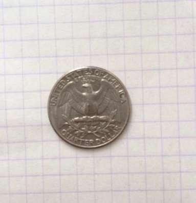 Монета Американская Liberty
