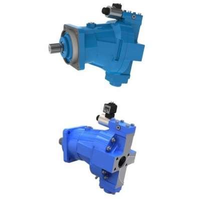 Гидронасосы регулируемые с пропорциональным электроуправлени
