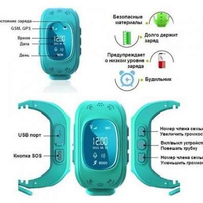 Умные детские часы Wonlex GPS KIDS WATCH