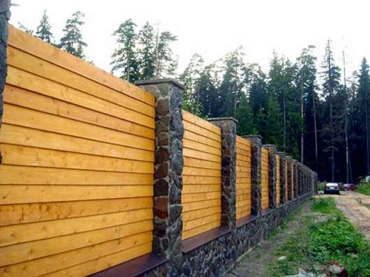 Забор. Забор из металлопрофиля, профлиста, штакетника. Ворот