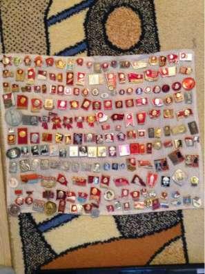 Коллекция значков с изображением в.и.ленина в Ижевске Фото 1