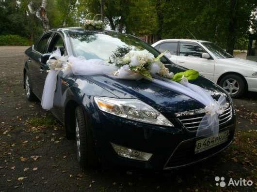 Украшения на свадебный автомобиль Барнаул