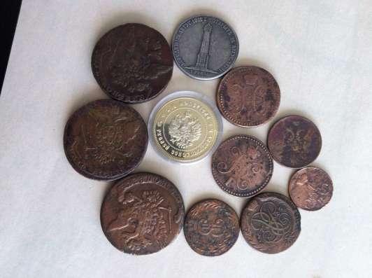 Продам коллекцию царских монет в Москве Фото 5