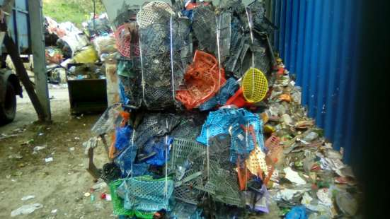 Куплю любой пластик на переработку