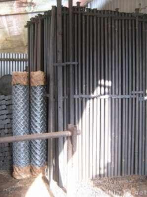 Столбы заборные металлические в Нижнем Новгороде
