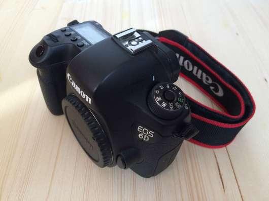 Фотоаппарат Canon 6D в Москве Фото 4