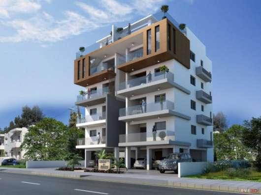 Продаются элитные апартаменты в центре Ларнаки