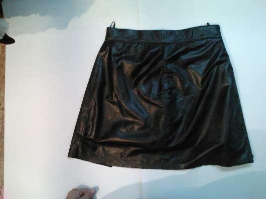 Юбка-шорты из тонкой телячьей кожи, новые в Барнауле Фото 1