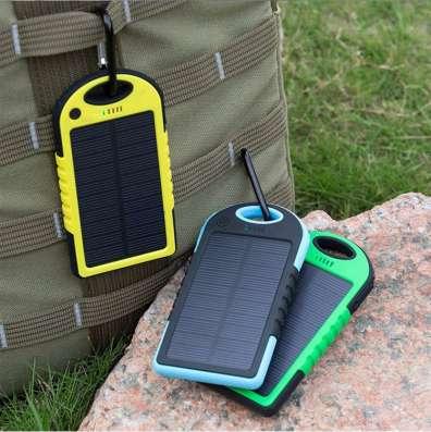 Зарядное устройство на солнечных батареях Solar