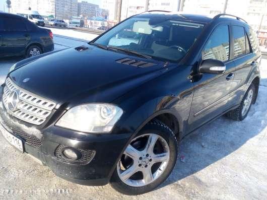 Продажа авто, Mercedes-Benz, M-klasse, Автомат с пробегом 140152 км, в Набережных Челнах Фото 4