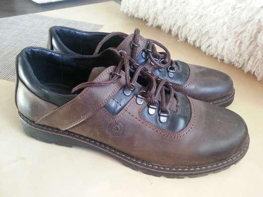 Полуботинки (туфли) мужские демисезонные в Санкт-Петербурге Фото 2
