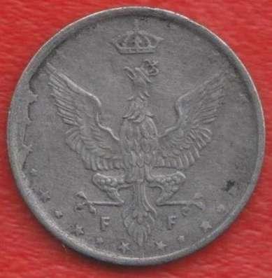 Польша Королевство 10 фенигов 1917 г ПМВ