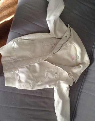 Куртка, кож. зам, б/у, р.46 в г. Минск Фото 1