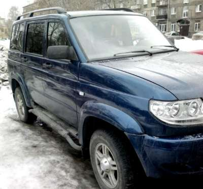 подержанный автомобиль УАЗ Патриот Лимитед