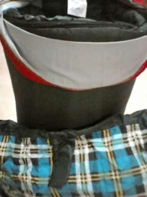 Cпальник-кокон-одеяло  утепленный