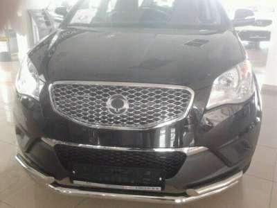 подержанный автомобиль SsangYong Actyon