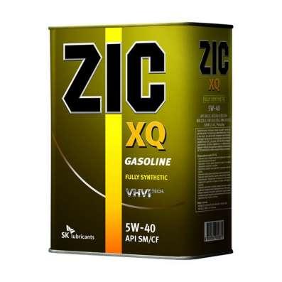 Масло ZIC X7 LS 5W30 SN/CF 4 литра синтетика в Раменское Фото 2