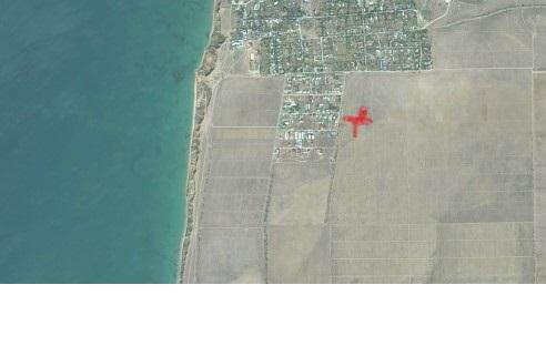 или поменяю на авто земельный участок у моря.
