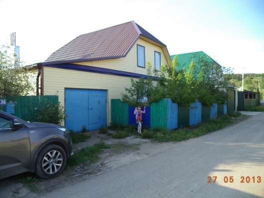 Дом каркасно-кирпичный