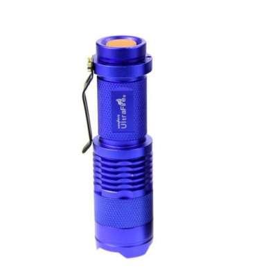 Фонарь Ultrafire синий