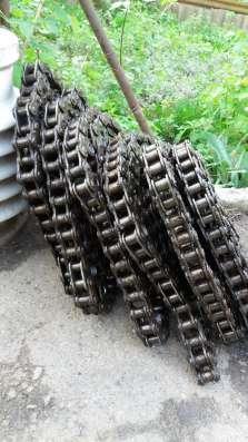 Цепь ковшевая Кшп-6 (зернопогрузчик Р6-КШП-6),Цепь