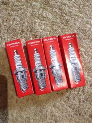 Свечи зажигания ZFR5F-11 для Хонда