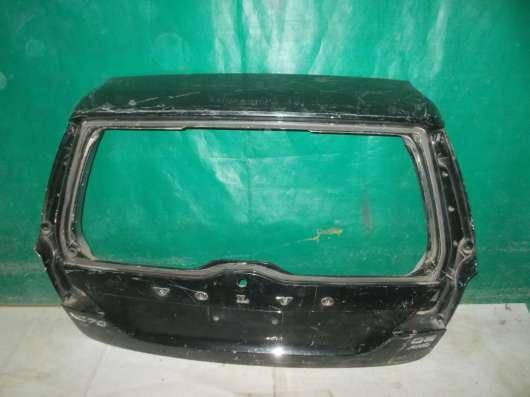 Б/У крышка багажника на volvo xc70