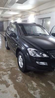 Продам автомобиль 2014 г/в ssang yong kayron полной комплект