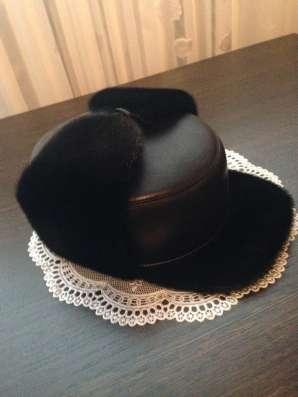 Продается шапка зимняя