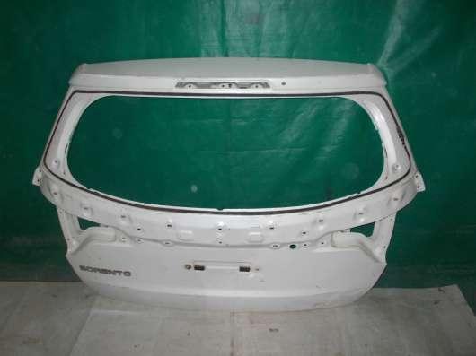 Крышка багажника на Kia Sorento