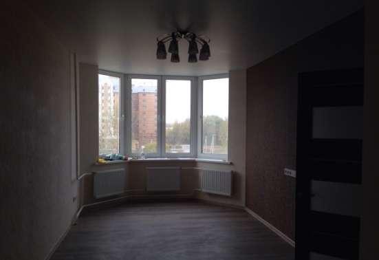 Квартира в новом доме, с ремонтом, улучшенная