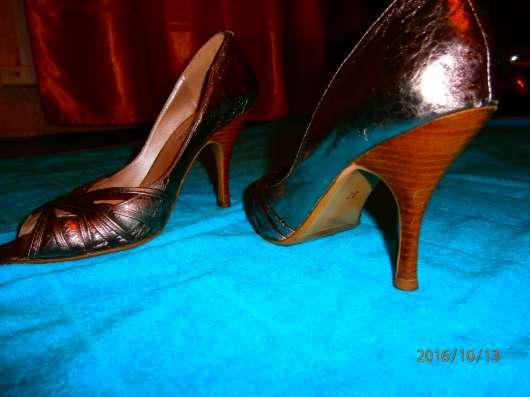 Туфли из натуральной кожи в Красноярске Фото 3
