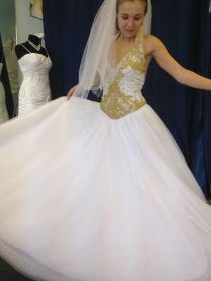 Эксклюзивное свадебное платье Klienfield в Москве Фото 3