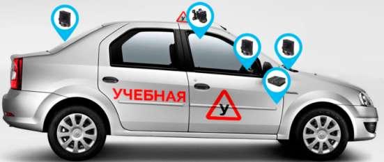Автомобильный комплект для видеонаблюдения на 6 камер в г. Славянск-на-Кубани Фото 2